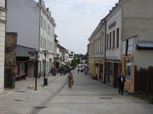 Die Hauptstrasße