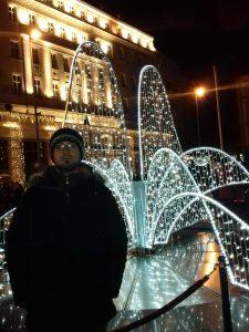 Stefan leuchtet